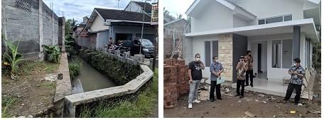 Tinjauan Lapangan Izin Mendirikan Bangunan (IMB)