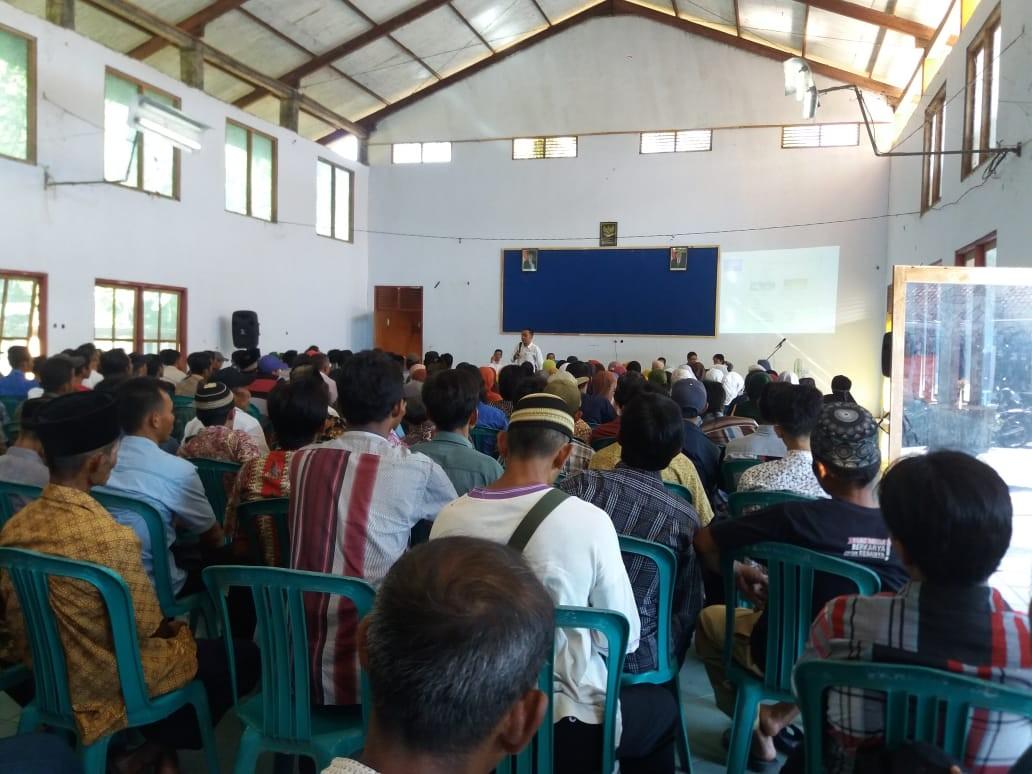Sosialisasi Bantuan Stimulan Perumahan Swadaya (BSPS)