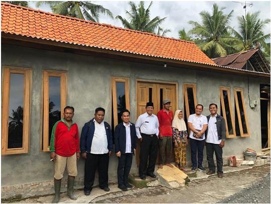 Monitoring dan Evaluasi (Monev) kegiatan Bantuan Stimulan Perumahan Swadaya (BSPS) strategis Tahun 2019