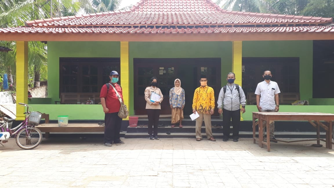 Monitoring dan Evaluasi Bantuan Stimulan Perumahan Swadaya Kabupaten Purworejo Tahun 2020