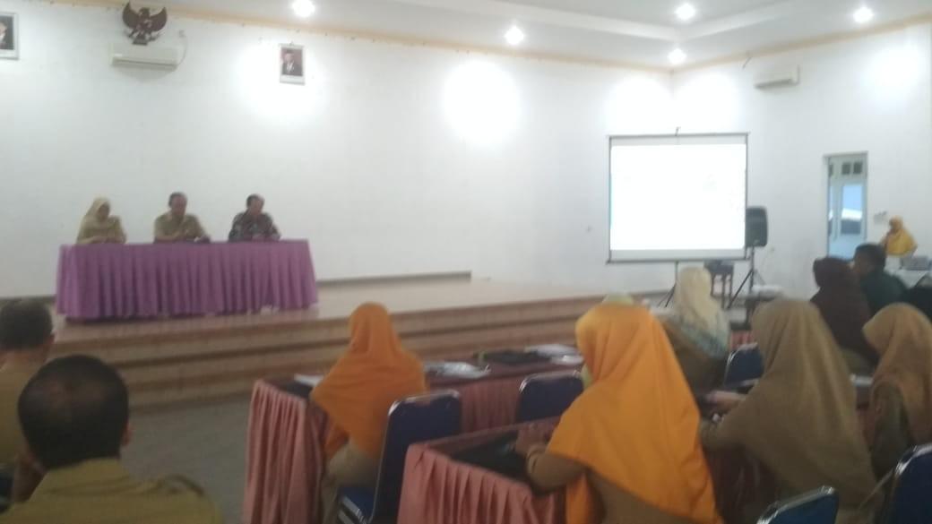 Penyuluhan Bahasa Indonesia bagi Tenaga Profesional dan Calon Tenaga Profesional