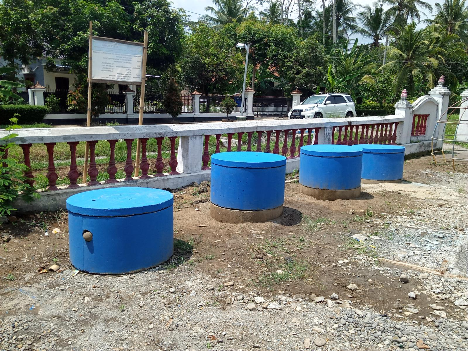 Penyediaan Air Minum Perdesaan - (Ada 1 foto)